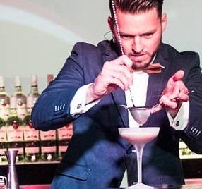 Spumarche - Mixologia -  Denzel Heath - Thirst Bar Academy - Sandton - Johannesburg