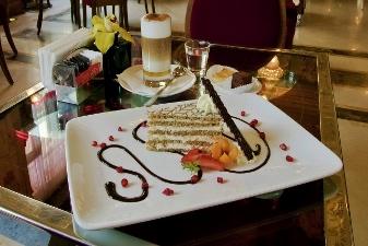 Eszterházy Torta - New York Café- on Spumarche.com