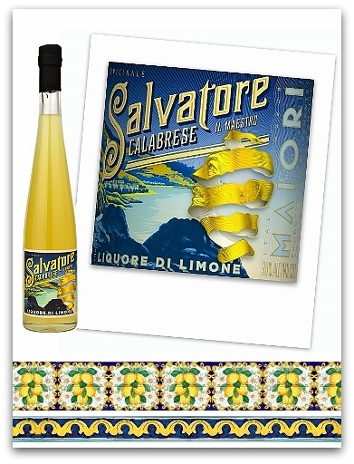 Spumarche - Mixology - Liquore di Limone - by Salvatore Calabrese -  Little Tasty Italian -