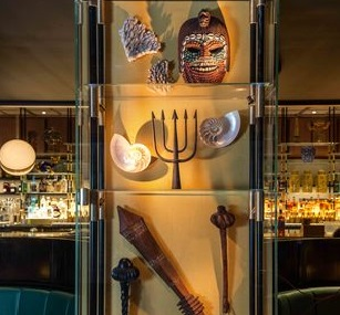 Spumarche - Mixologia - Oriole Bar - London - Edmund Weil - showcase