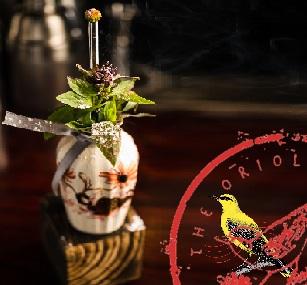 Spumarche - Mixologia - Oriole Bar - London - Edmund Weil - flower and flavour