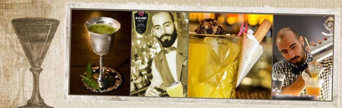 Spumarche - Mixologia  - Jad Ballout - Beirut - Central Station Boutique Bar - Bacadrdi Legacy