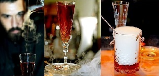 Spumarche - Global Dossier -  Ilias Konstantinidis - Paparouna Wine Restaurant & Cocktail Bar - Ladadika  - Thessaloniki - Grecia