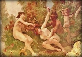 Fresco - Guszav Mainnheimer and Ferenc Eisenhut - New York Palace - Spumarche.com