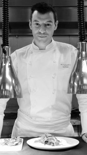 Spumarche - Crocevia di Sapori - Chef  Luca Fantin - Bulgari Ginza Tower Restaurant - *Michelin - Ginza Tower