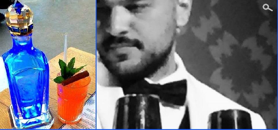Spumarche - Charis_Darras_Mr_Peacock_Chalandri_Attiki_Greece - Cocktail Draft me up Scotty