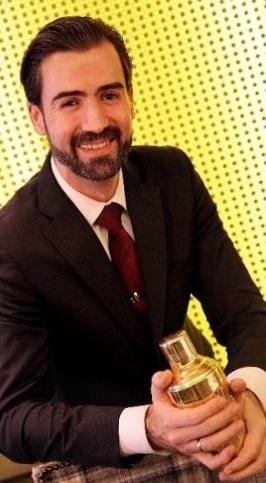 Spumarche - Mixologia - Bartender -  Miguel Pérez Muñoz - Restaurante Columbus