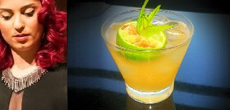 Spumarche - Archive - Varia Dellalian - Brand Ambassador - Bacardi martini - Beirut - Libano