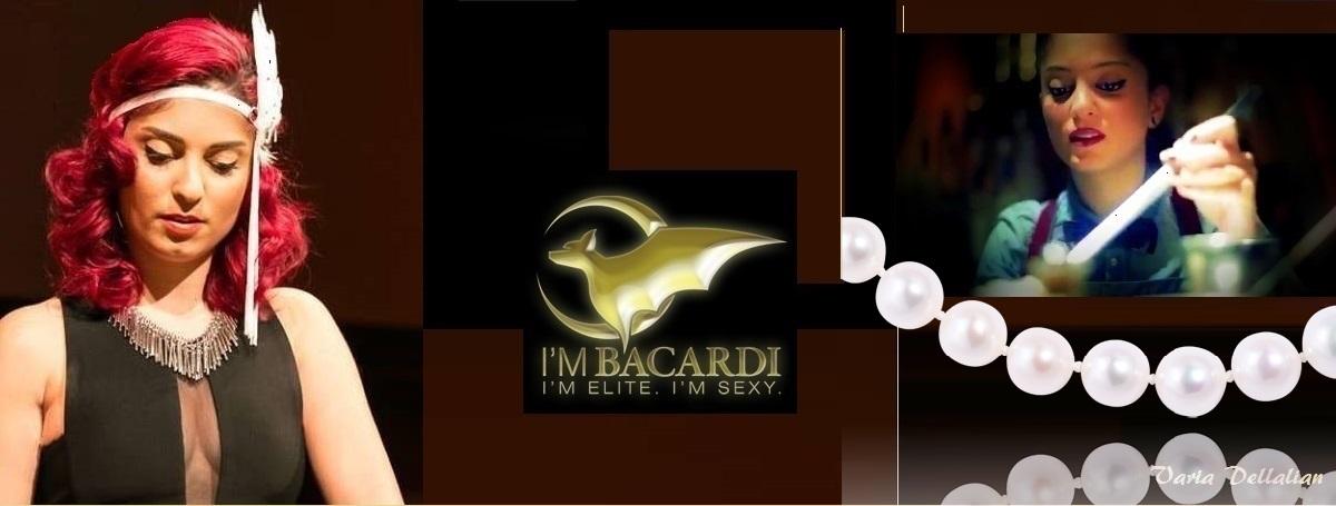 Spumarche - Varia Dellalian - Brand Ambassador BACARDI MARTINI per il Libano