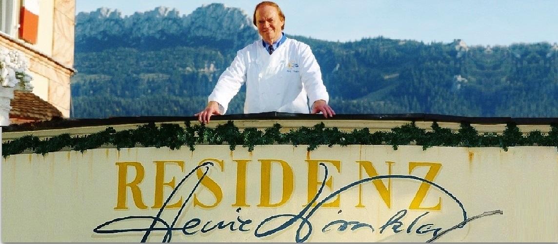 Spumarche - Crocevia di Sapori - Heinz Winkler  - Grand Chef Relais & Châteaux - Residenz Heinz Winkler