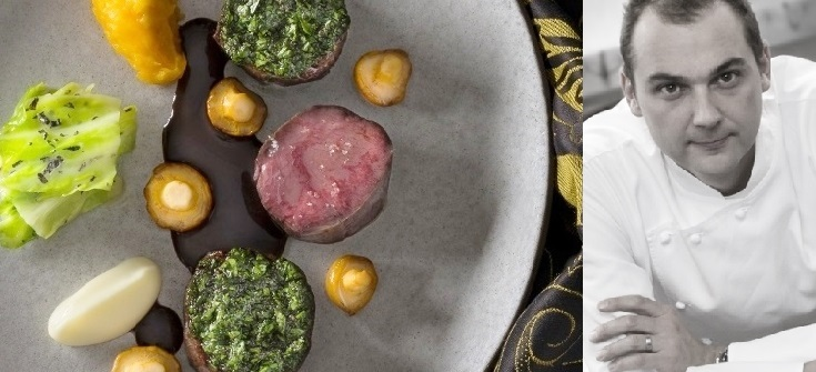 Spumarche - Crocevia di Sapori – VENISON by Daniel Humm - Eleven Madison Park - New York – USA - Ph. © Francesco Tonelli