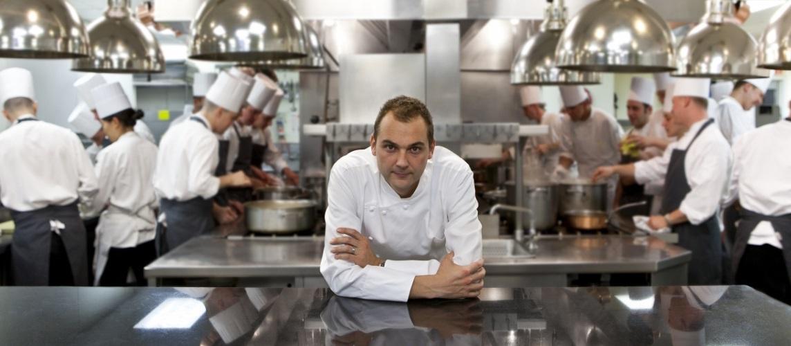 Spumarche – Chef Daniel Humm - Eleven Madison Park - Relais & Châteaux - New York – USA - Ph.© Francesco Tonelli – Michelin - NY Times
