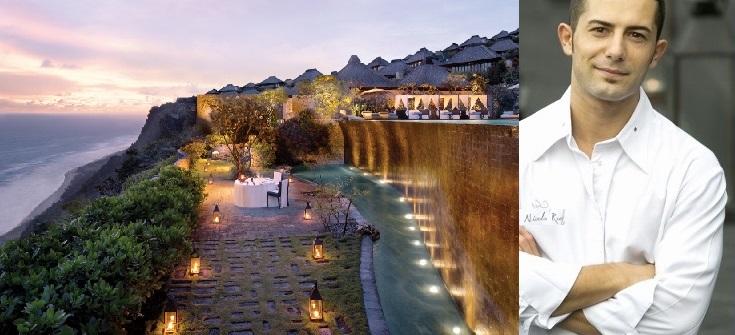 Spumarche - Crocevia di Sapori - Bulgari Resort - Bali - Chef Nicola Russo - ll Ristorante