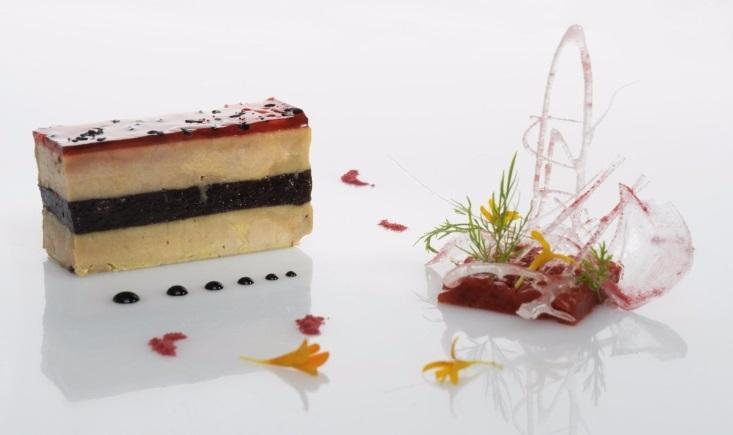Spumarche - crocevia di Sapori - Arkaitz Muguruza Hoyos - Europa Restaurante – Pamplona - foie gras