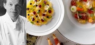 Spumarche - Archive - Richard Ekkebus – Amber - **Michelin - The Landmark Mandarin Oriental - Hong Kong