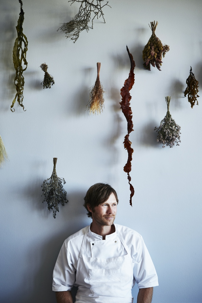 Spumarche - Archive - Rasmus Kofoed - Geranium - Copenhagen -  Michelin Guide ***