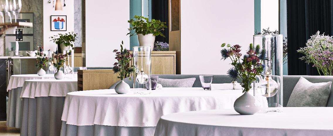 Spumarche - Crocevia di Sapori -Rasmus Kofoed - Geranium - Copenhagen - Lounge