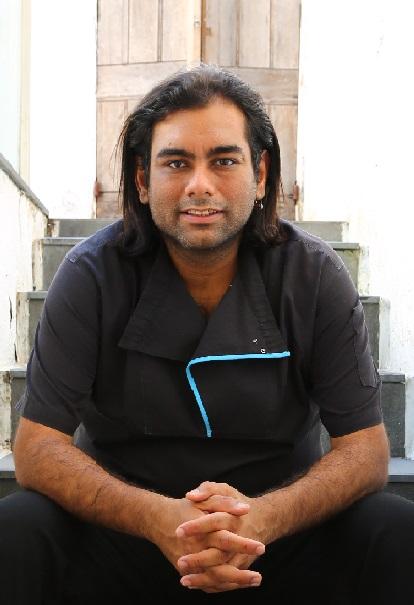 Spumarche - chef - Gaggan Anand - Gaggan - Progressive Indian Cuisine - Bangkok - Thailandia