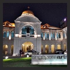 Spumarche, Museum & Co., ♥  Singapore Art Museum – Repubblica di Singapore,
