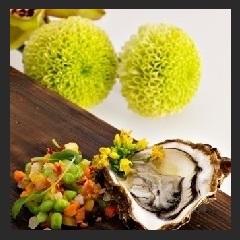 SPUMARCHE - ♥  Distillato aromatico di ostrica reale con infuso di tè all'ananas, Champagne e calendula - DANIEL NEGREIRA