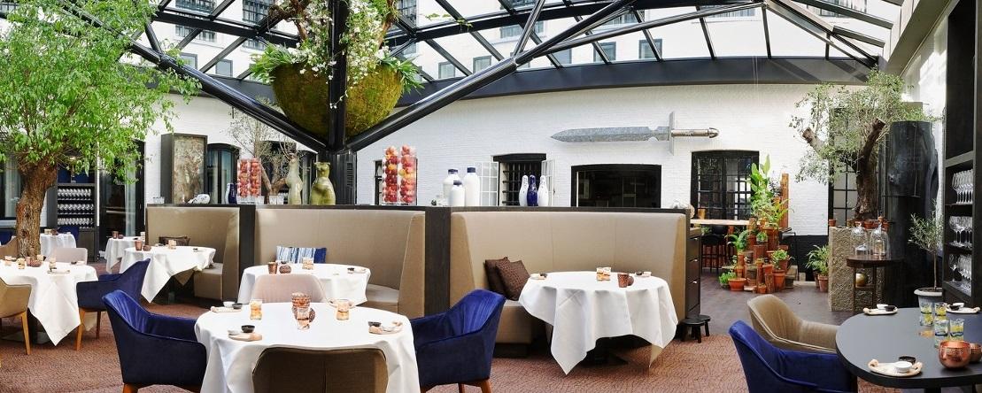 Spumarche - Crocevia di Sapori - Jonnie Boer - Restaurant De Librije - Michelin Guide  - Zwolle