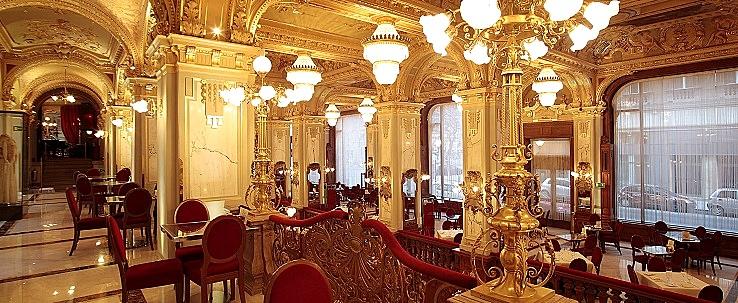 NEW YORK - BOSCOLO BUDAPEST - Luxury Hotel - on - Spumarche.com
