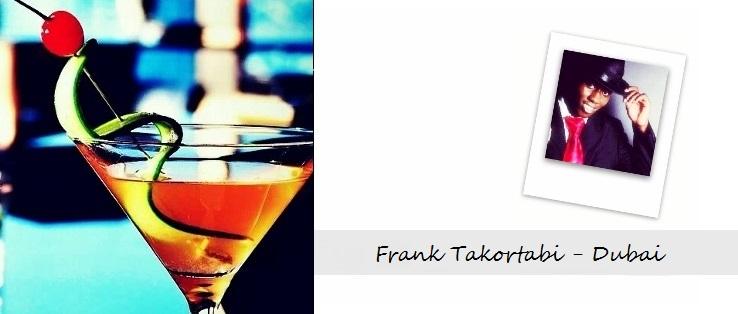 Spumarche - Mixologia - Frank Takortabi - CUT - Dubai