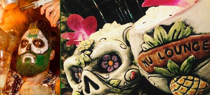 Spumarche - Mixologia - Daniele Dalla Pola - Nu Lounge Bar - Bologna - tikibar