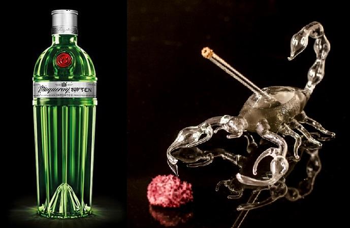 Spumarche - Mixologia - The scorpion bite by Mattia Pastori - Non Solo Cocktails - Milano