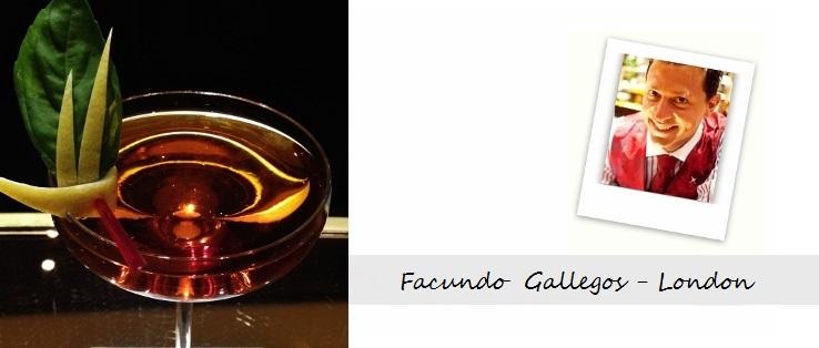 Spumarche - Mixologia - Facundo Gallegos - The Dorchester - London