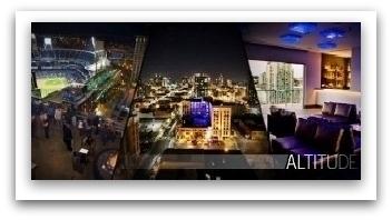 Spumarche - Mixologia - © Altitude Sky Lounge - San Diego Marriott Gaslamp Quarter