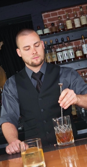 Spumarche - Mixology - Jeremy LeBlanc - The Best Craft Cocktails & Bartending with flair -