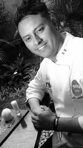 Spumarche - Crocevia di Sapori -  Chef  José Antonio Zavala  Lima  Perú
