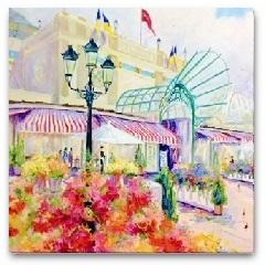 Spumarche - Place du Casino - Montecarlo- Café de Paris