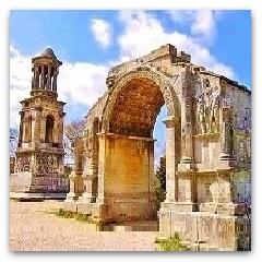 Spumarche - Museum & Co. -  ♥  Sito Archologico di Glanum - Saint-Rémi-de-Provence - Nostradamus