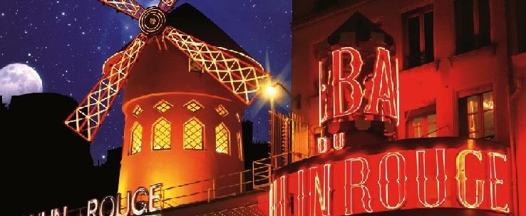 SPUMARCHE - GALLERY - Moulin Rouge - Paris