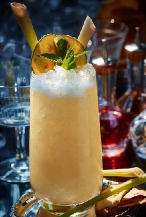 Spumarche - Mixologia - Grace - long drink by Salvatore Calabrese -