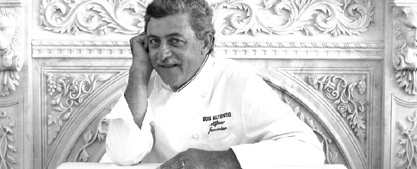 Spumarche - Crocevia di Sapori - Chef  Alfonso Iaccarino  Don Alfonso 1890 - Corso Sant'Agata sui Due Golfi