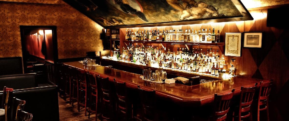 spumarche - mixologia - angel's bar - lounge - nyc - Shingo-Gokan