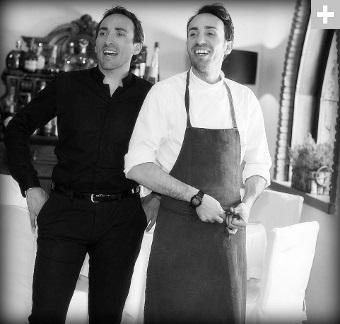 spumarche - sapori - Mario e Francesco Sposito