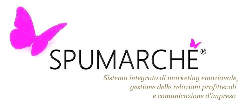 Spumarche - bacheca - logo - fuxia