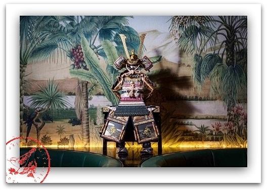 Spumarche - Mixologia - Oriole Bar - London - Edmund Weil - Samurai