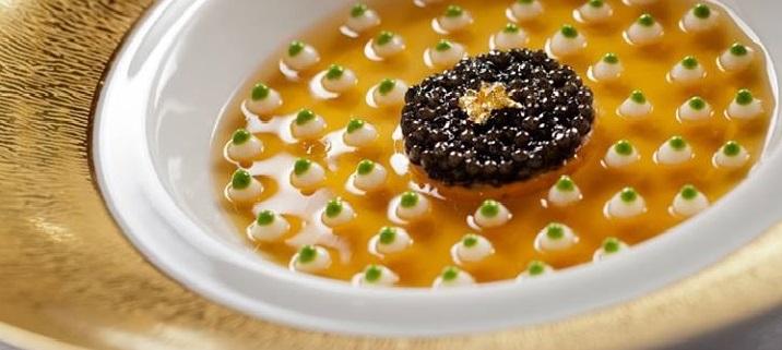 Spumarche.com >> Ph.© La Grande Maison Bernard Magrez - Joël Robuchon Restaurant
