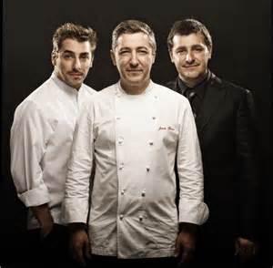 Spumarche - Crocevia di Sapori - I fratelli Joan, Josep e Jordi Roca - Spain