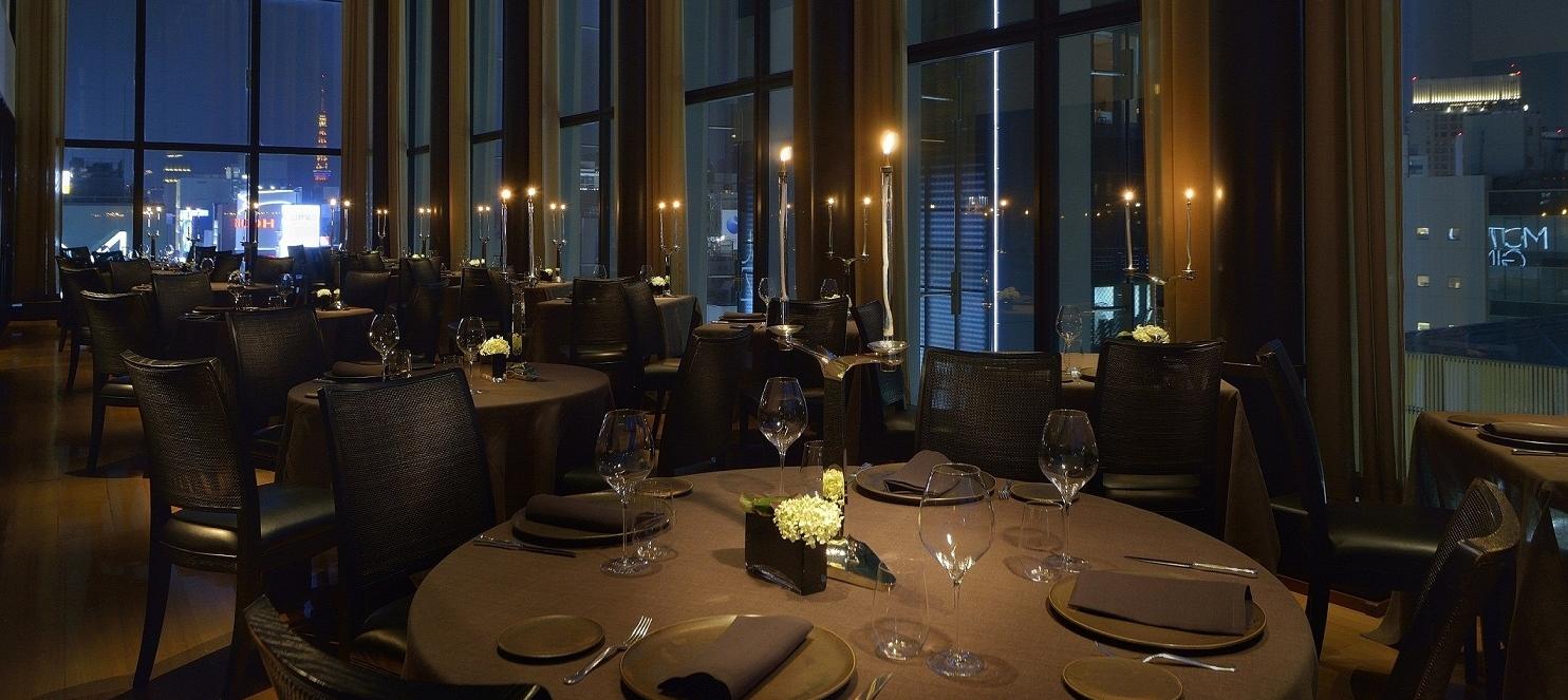 Spumarche - Crocevia di Sapori - © Bulgari Ginza Tower Restaurant