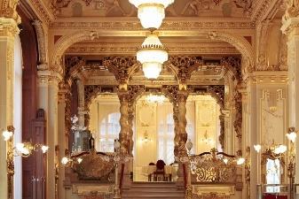 New York Palace - Hotel Boscolo - Magnificent interiors →  - Spumarche.com