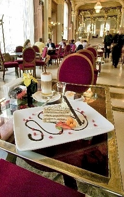 Spumarche - Dolce Vita -  New York Café - Budapest