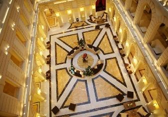 Atrium - Royal Luxury Hotel - Budapest - Boscolo - Spumarche.com