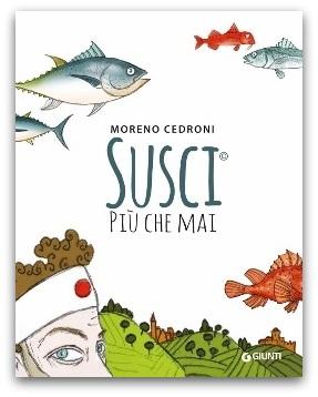 on Spumarche - Crocevia di Sapori - Moreno Cedroni - Sushi & Susci - Giunti Editore
