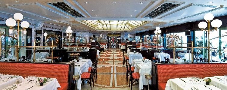 Spumarche - Café de Paris - Restaurant - Brasserie Jean-Claude Brugel chef - ©Monte-Carlo SBM -